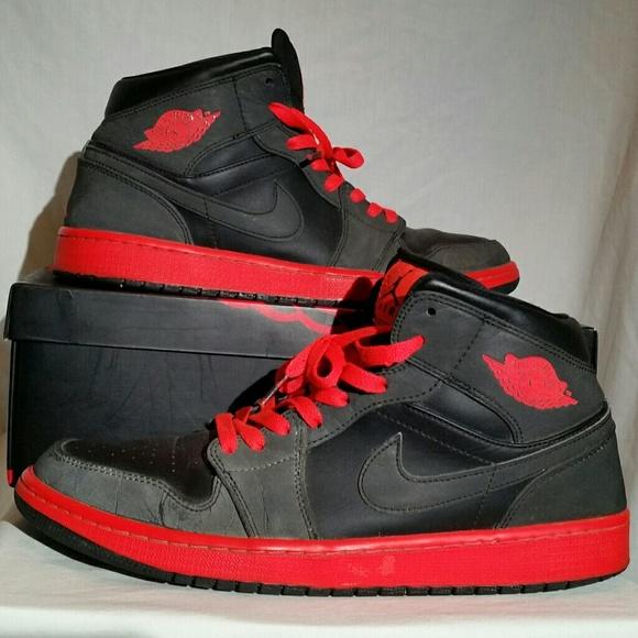1 Jordan Reflective 3m Black Retro Air Infrared n80XkwONPZ